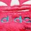 เสื้อสุนัข ลายแถบ adidog สีชมพูฟ้า thumbnail 4