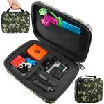 กระเป๋ากล้อง GoPro รุ่น Camkix M [ทหาร]