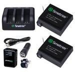 แบตเตอรี่ GoPro 4 ยี่ห้อ Smatree® ( ชุดพร้อมลุย )
