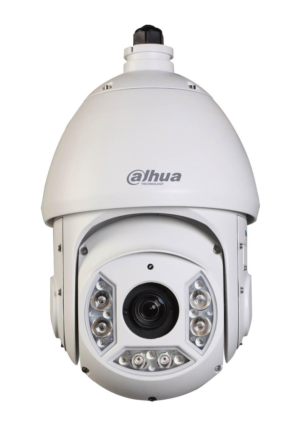 กล้องวงจรปิด Dahua SD42112I-HC HDCVI PTZ Dome Camera 1MP หมุนได้รอบตัว 360°