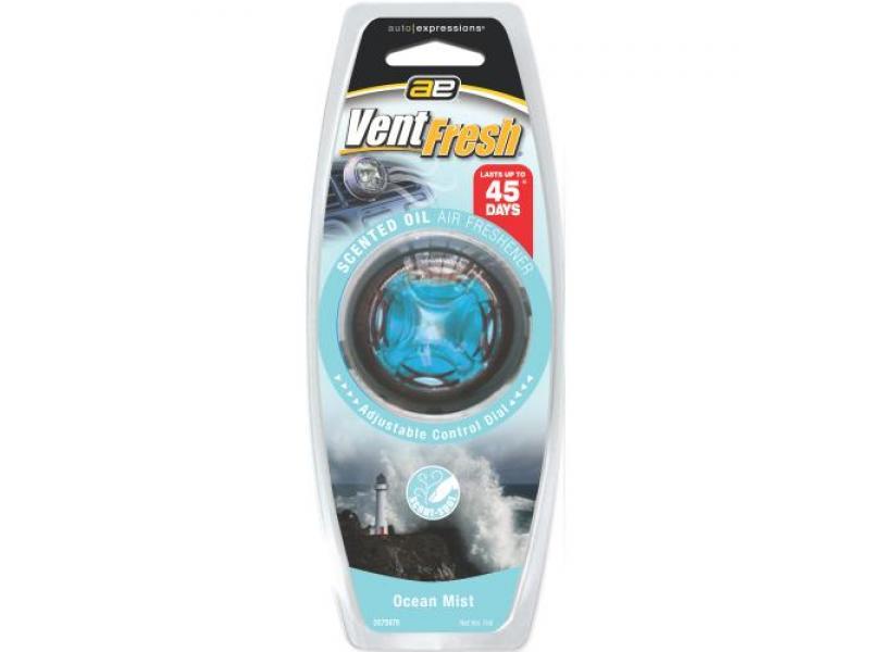 น้ำหอมติดรถ Vent Fresh (Ocean Mist)