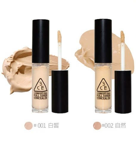 ++Pre order++ 3 CONCEPT Full Cover Concealer No.002