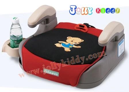 เบาะที่นั่งเสริมติดรถยนต์ Booster seat ยี่ห้อ kid star (ของใหม่) สินค้านำเข้าคุณภาพ C10124
