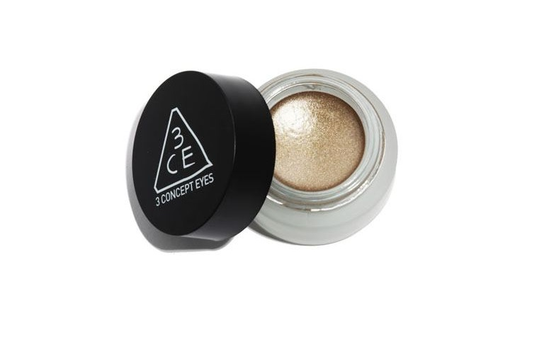 ++Pre order++ 3 CONCEPT EYES Cream Shadow No.Golden Nude - 5g