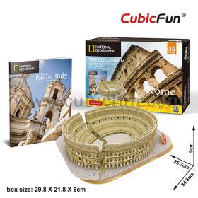 The Colosseum Size 34.3*25.7*8.9 cm Total 131 pcs.