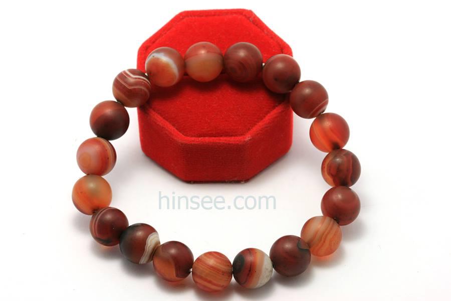 กำไลอาเกต Agate bracelet