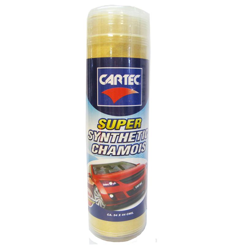 ผ้าชามัวร์ CARTEC Super Synthetic Chamois
