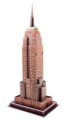 Empire Tower เอมไพร์ โมเดล 3มิติ