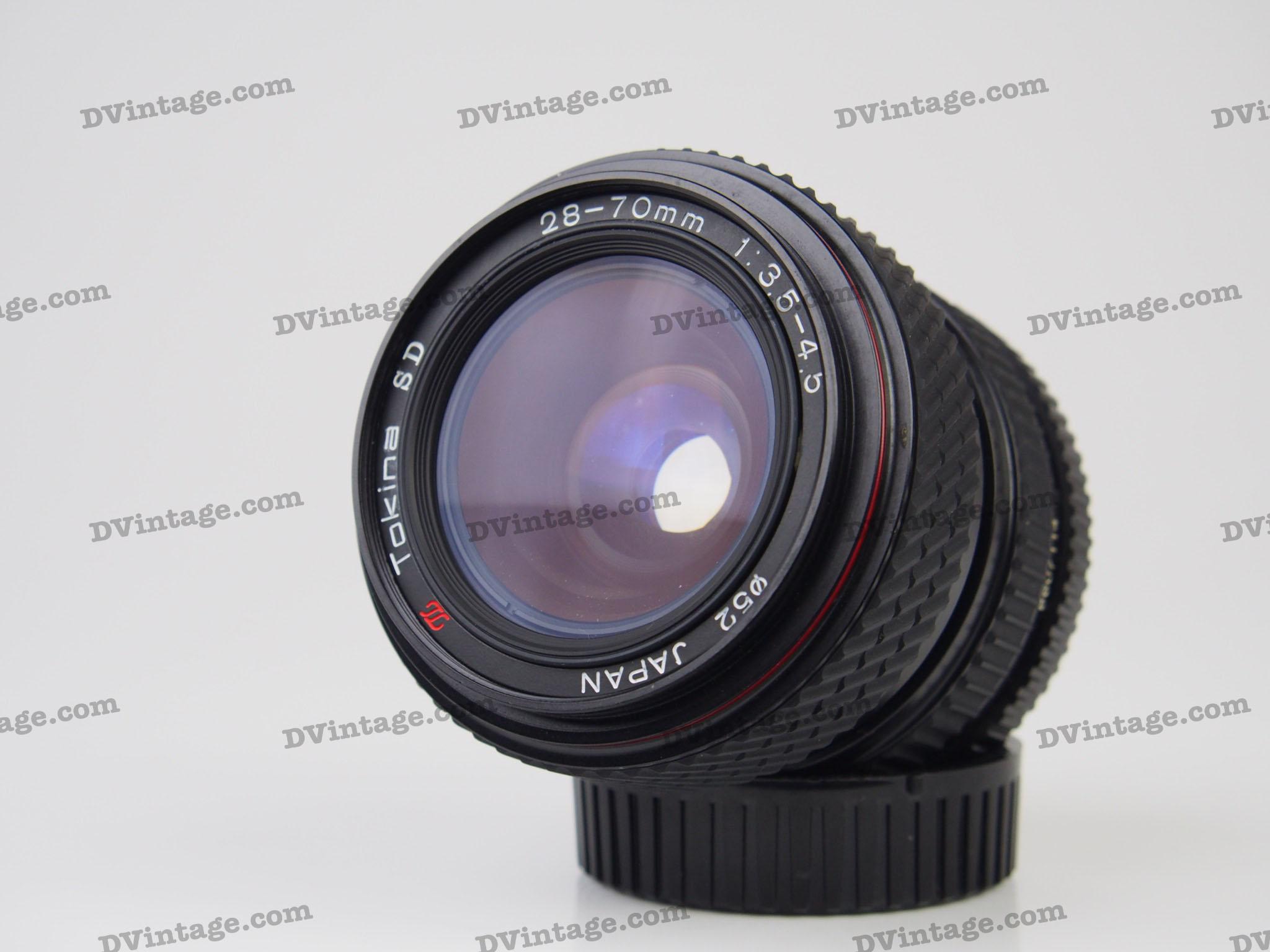Sold Out ขายแล้วครับ 12/2/60 เลนส์ Tokina SD 28-70mm F3.5-4.5 OM Mount
