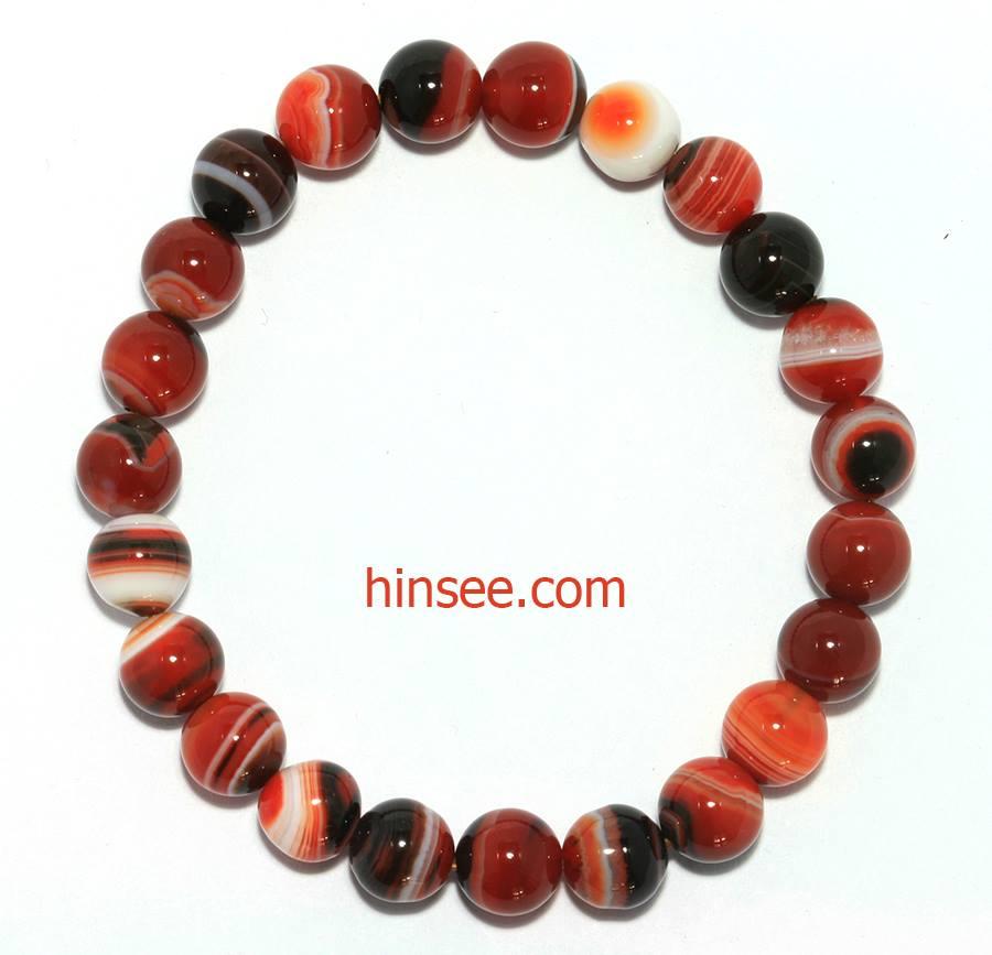 อาเกต Agate bracelet
