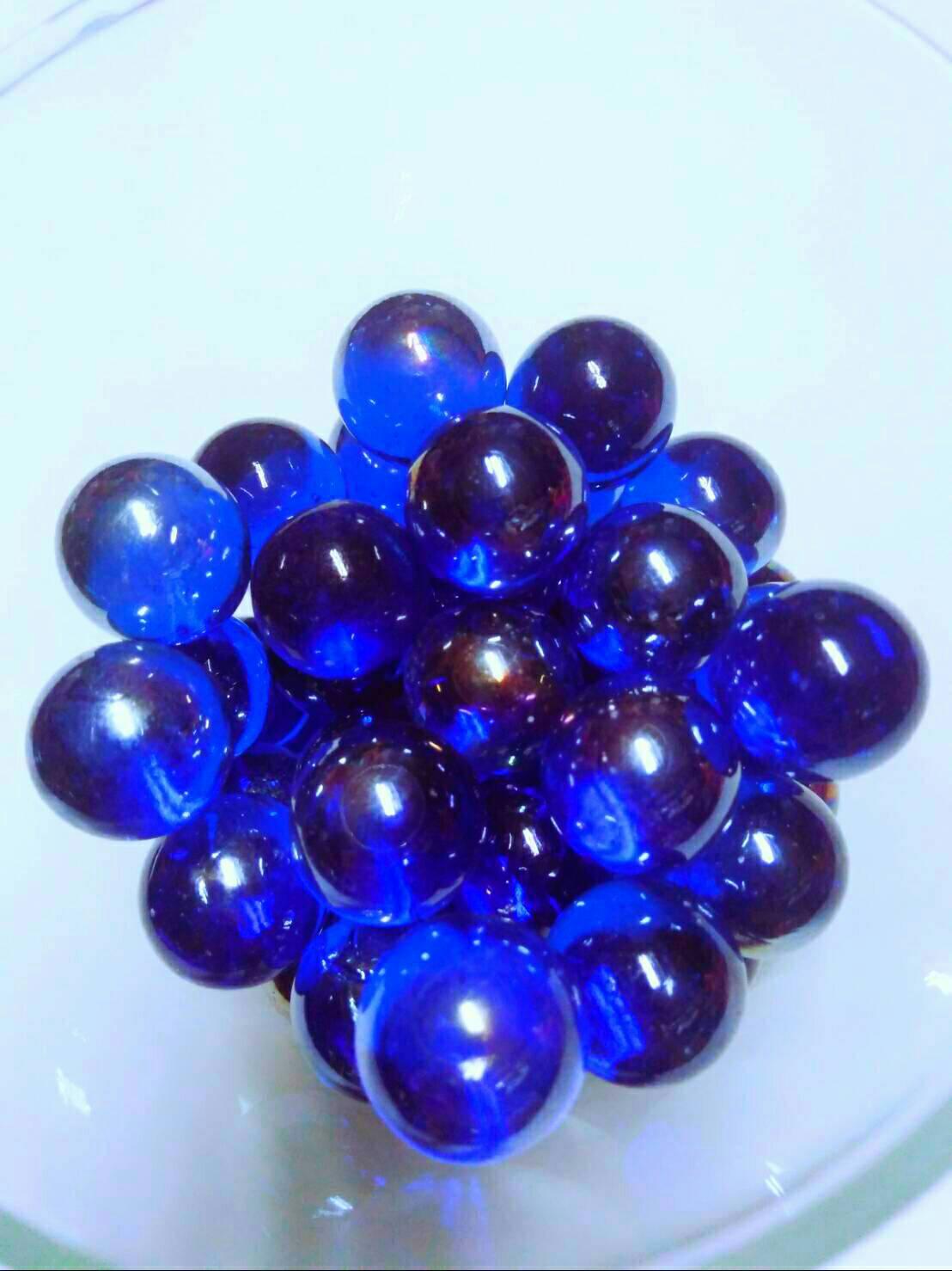 ลูกแก้วใส ขนาด 1.6 มล. ขาย 100ลูก 90 บาท Glass Marbles