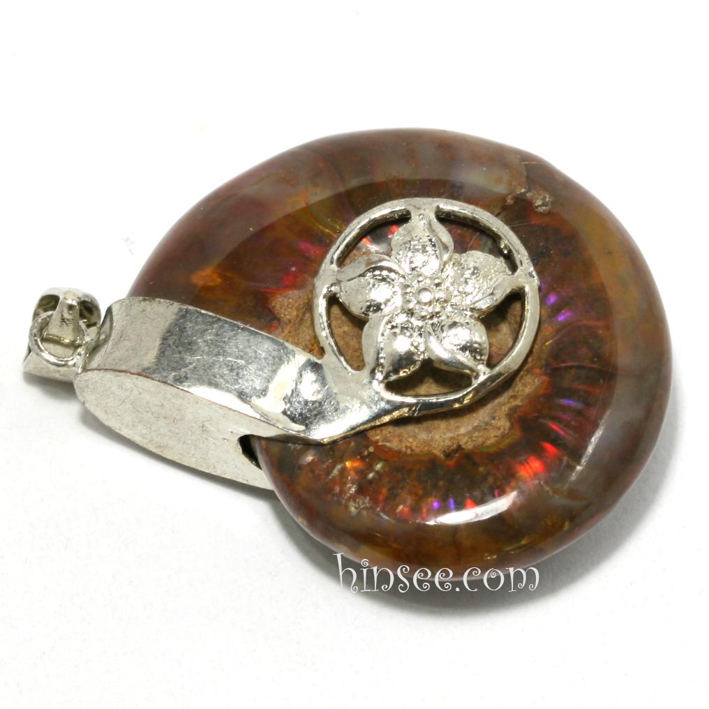 Rainbow ammonite madagasgar