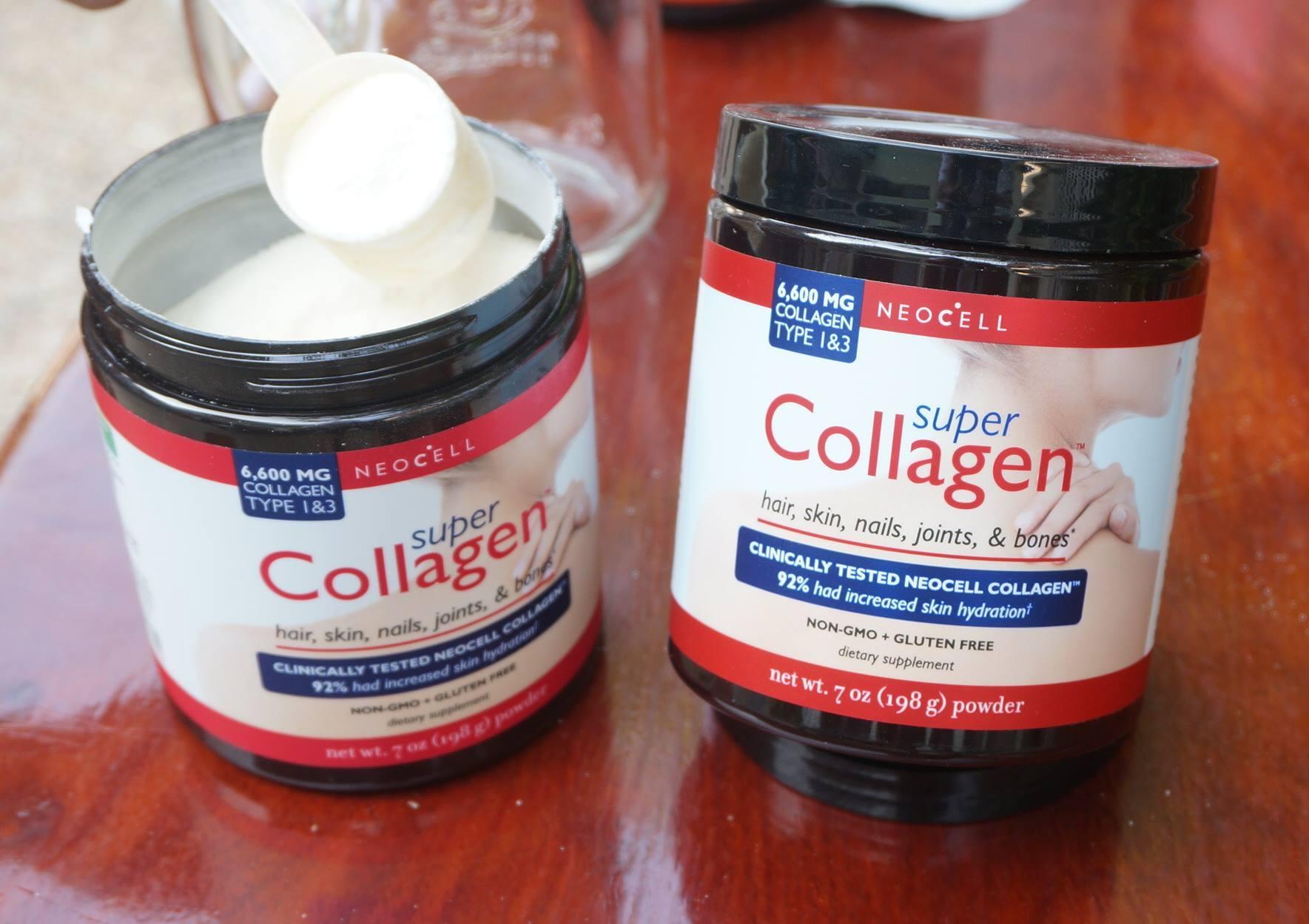 Neo Cell Super Collagen Powder สุดยอดคอลลาเจนเข้มข้่นผสมวิตามินซีแบบผง สร้างความอ่อนเยาว์ให้คุณ