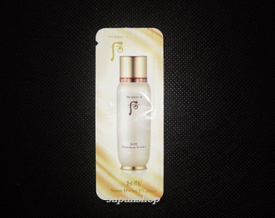 ++พร้อมส่ง++The history of whoo Bichup Soon Hwan Essence (Boosting Essence)1ml