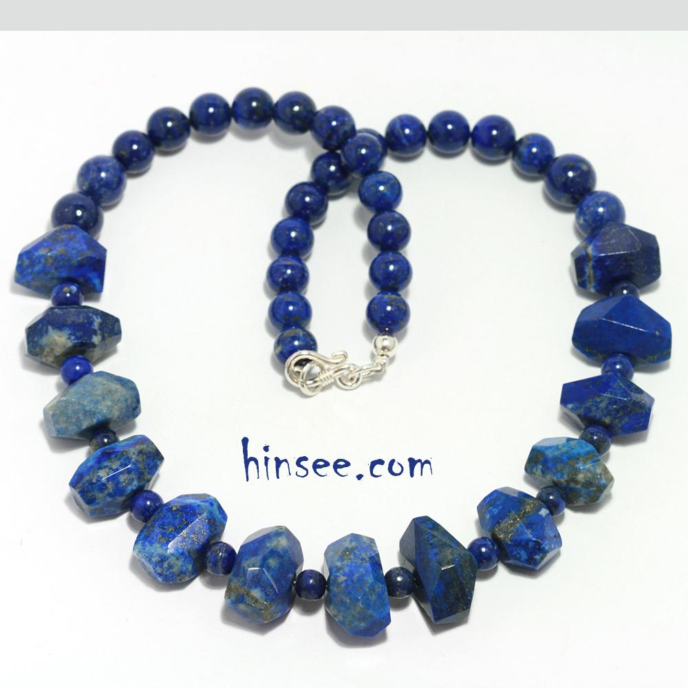 สร้อยลาพิสลาซูลี (Lapis Lazuli)