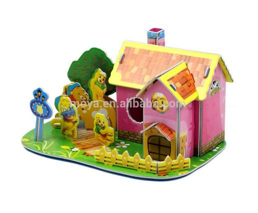 Cartoon Box Castle