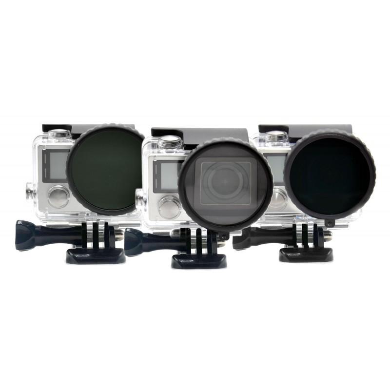 ND8/CPL/MACRO filter