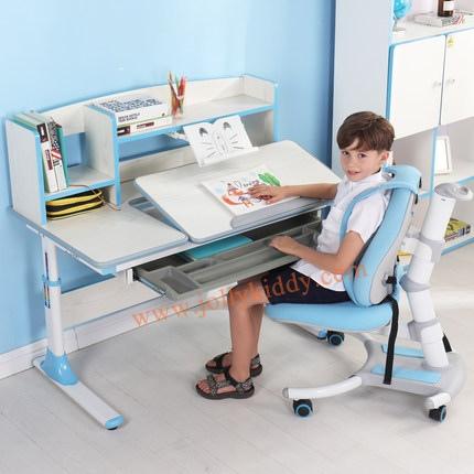 โต๊ะเขียนหนังสือเด็ก Smart Kids Model (Good for Health)