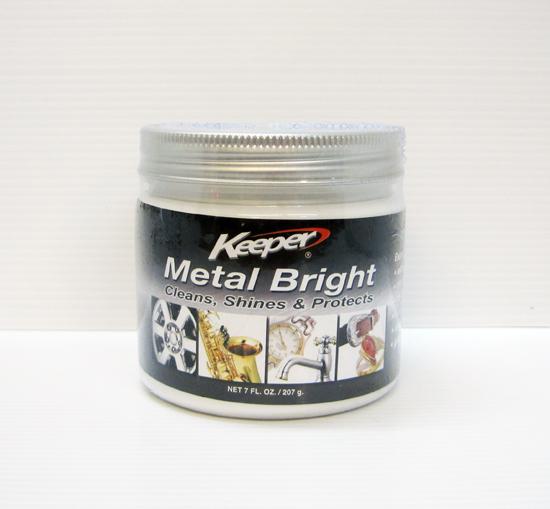 ครีมขัดเงาโลหะ ล้อแม็กซ์ 'Keeper' Metal Bright