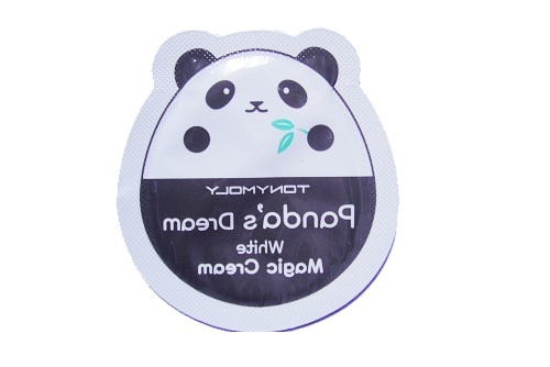 ++พร้อมส่ง++Tony Moly Panda Dream White Sleeping Pack sample 1ml 10ชิ้น