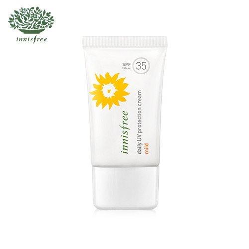 ++พร้อมส่ง++Innisfree Daily UV Protection Cream Mild SPF35 PA+++ 50ml