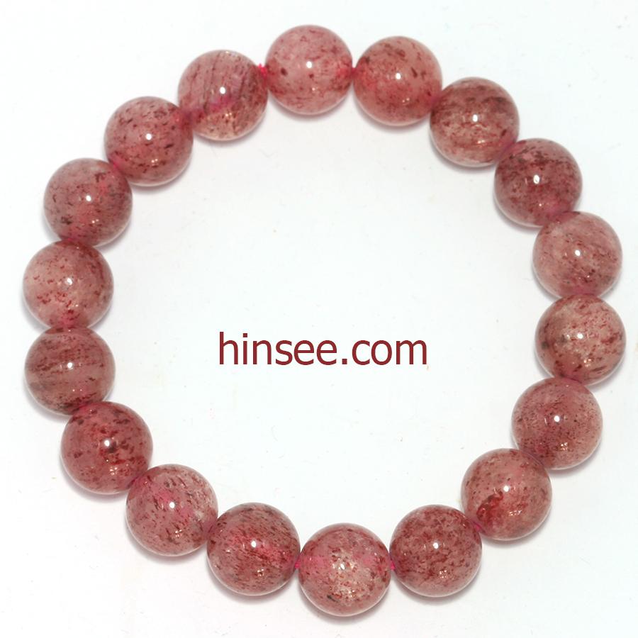 กำไลหินสี Cherry Quartz