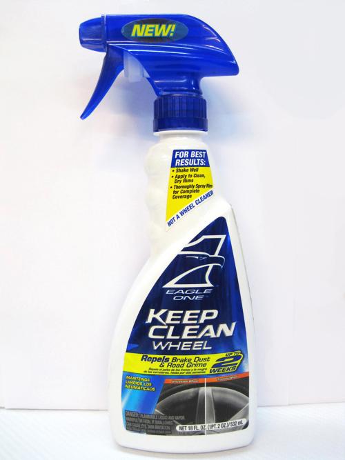 น้ำยาเคลือบเงาล้อแม็กซ์ Eagle One Keep Clean Wheel