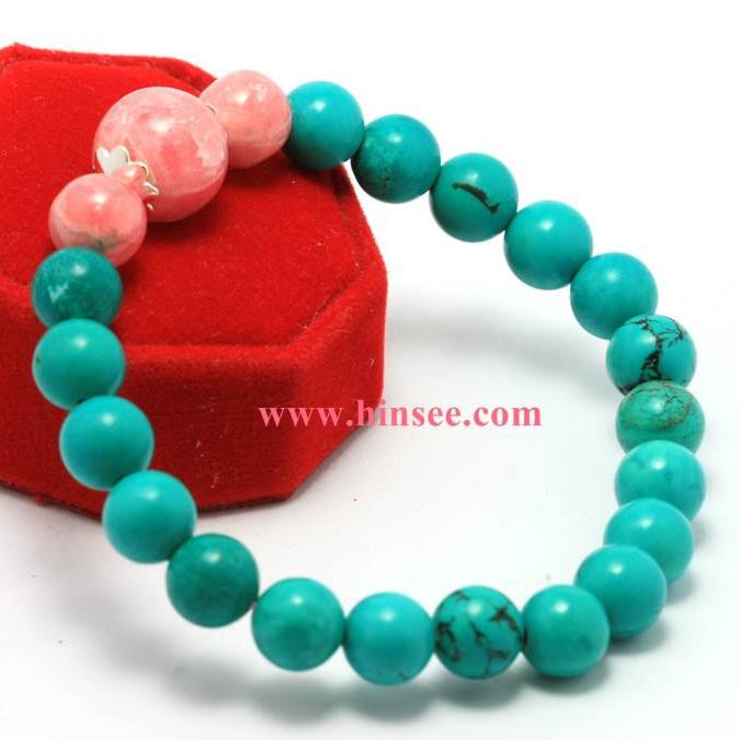 หินสีเทอร์ควอยส์ (Turquoise)