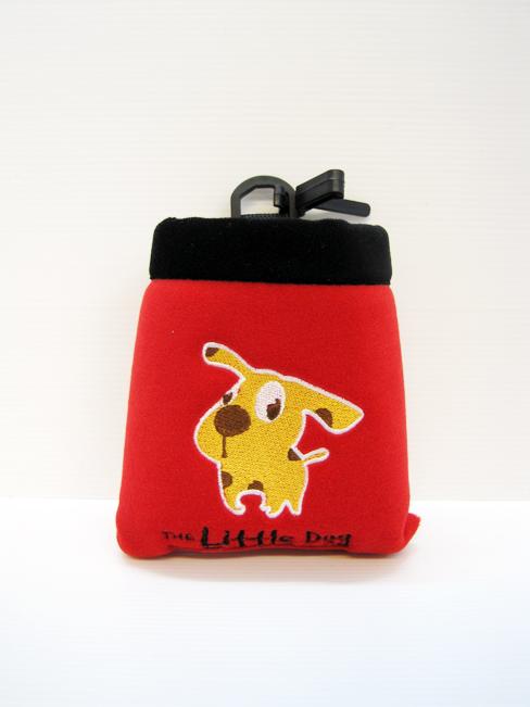 ที่ใส่ของอเนกประสงค์ Little Dog (แดง)