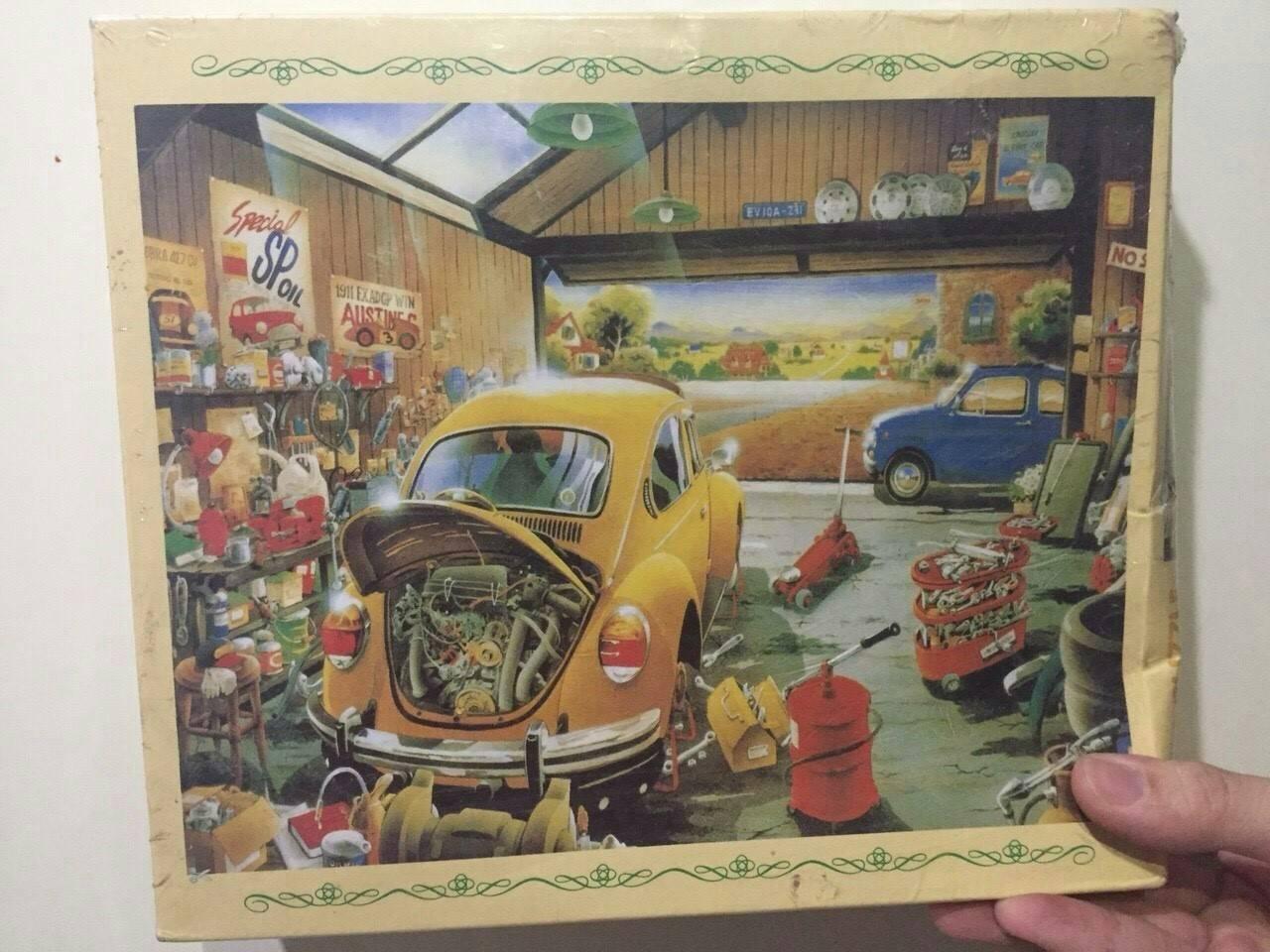 จิ๊กซอร์ 500 ชิ้น Numbering Jigsaw Puzzle 500 Pieces Size 53 x 38 cm.