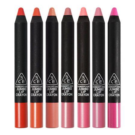 ++Pre order++ 3 CONCEPT Jumbo Crayon