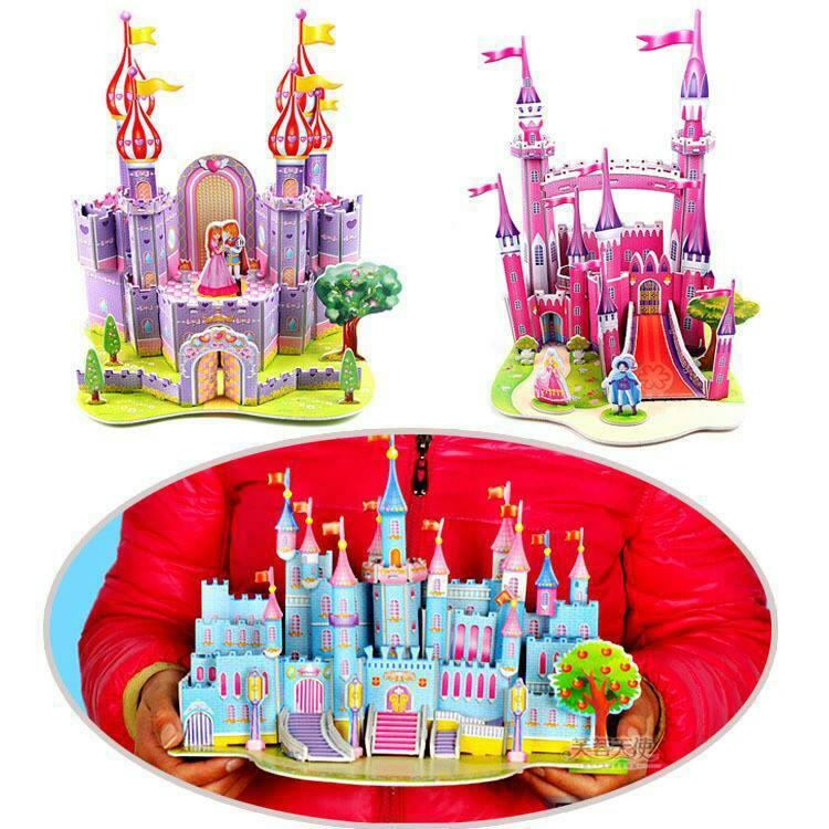 Model 3D puzzle ขายส่ง เพียง 25 บาท คละแบบเลือกแบบได้ ขั้นต่ำ 100ชิ้น คะ
