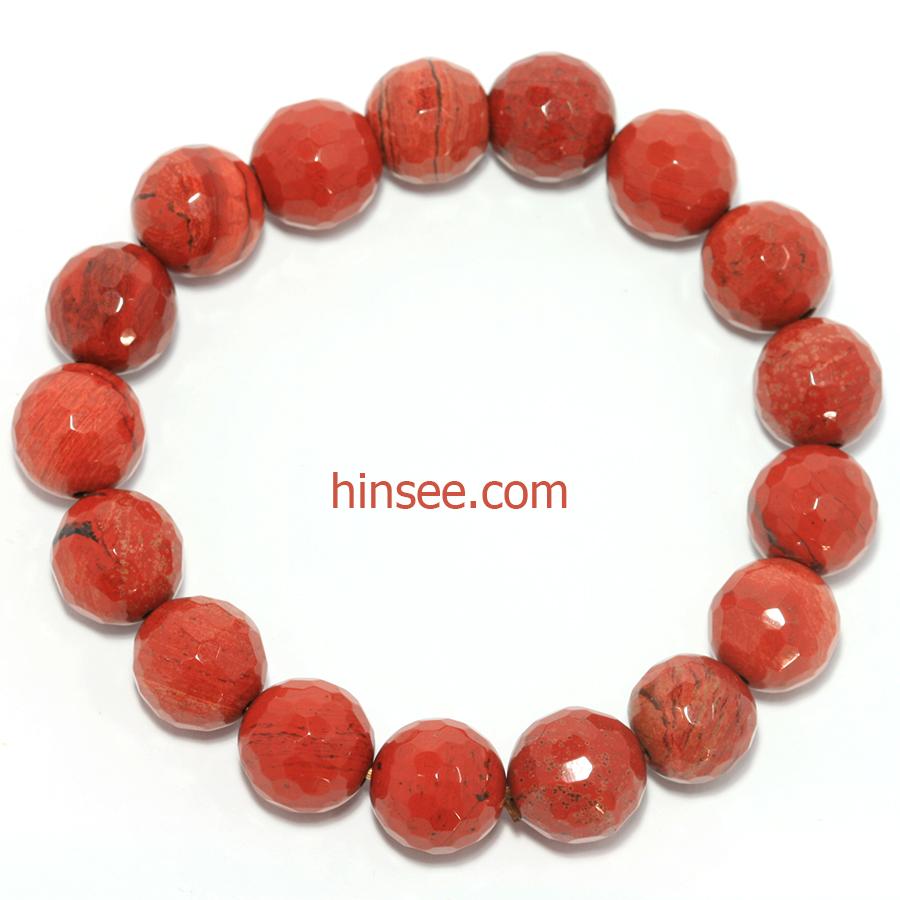 Red Jasper bangle(จัสเปอร์)