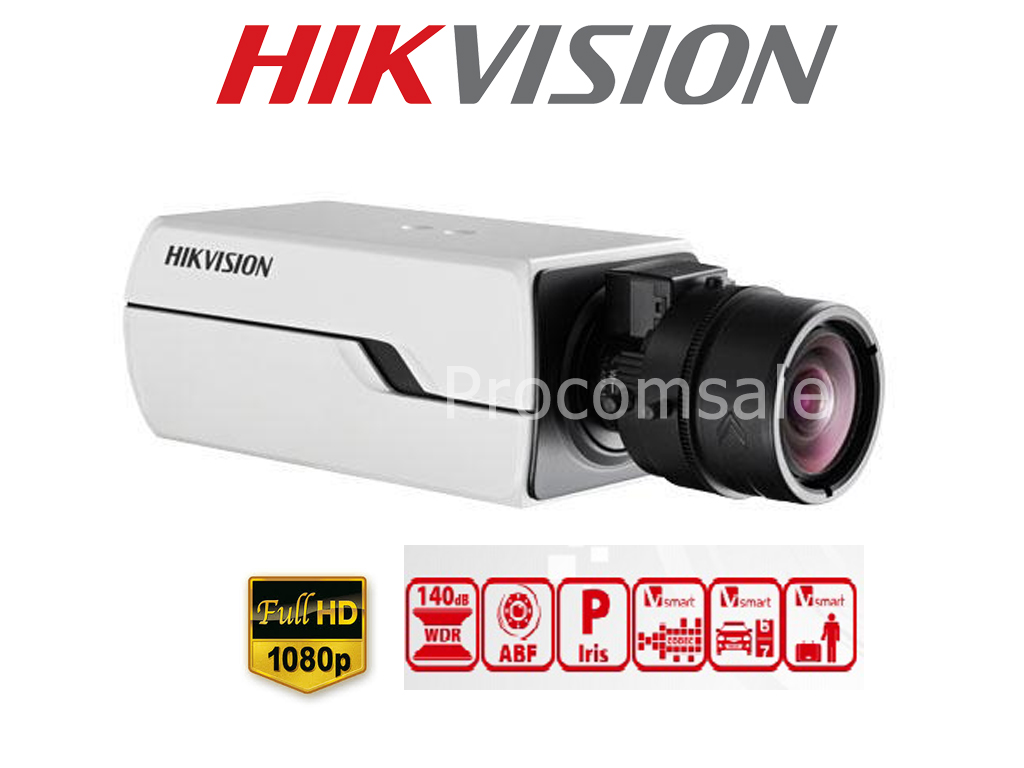 HIKVISION DS-2CD4025FWD-I (HD 720P)