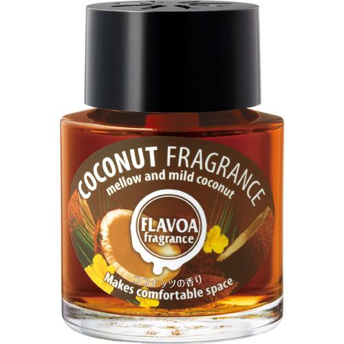 น้ำหอมปรับอากาศติดรถยนต์ CARALL FLAVOA [กลิ่น Coconut]