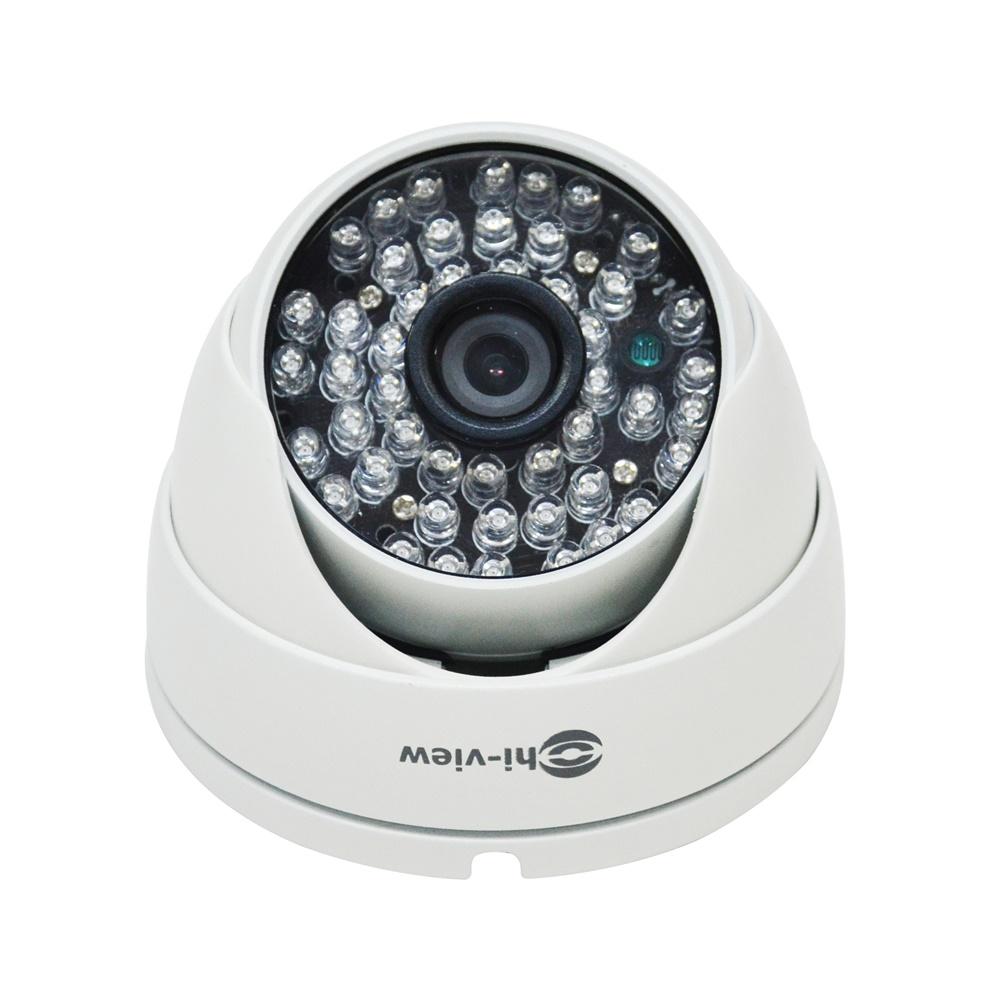 กล้องอินฟาเรด HIVIEW HA-55D13 AHD Camera 1 MP แบบโดม