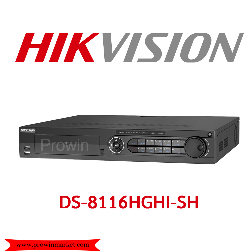 HIKVISION DS-8116HGHI-SH (Full HD 16CH)