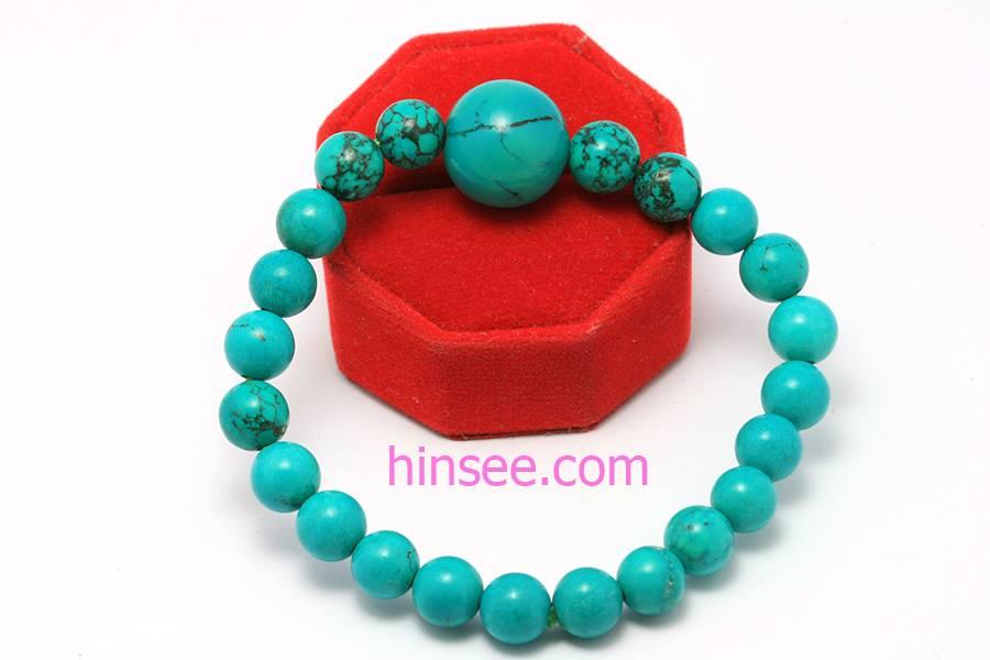 กำไลเทอร์คอย Turquoise bracelet