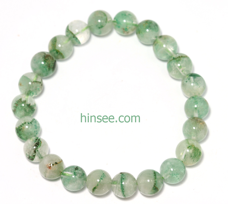 ข้อมือหิมาลายัน ควอทซ์ Green himalayan quartz