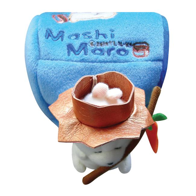 หุ้มหัวเกียร์ออโต้ Mashimaro