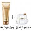 ++พร้อมส่ง++It's skin Prestige Creme D'escargot 60ml + It's skin Prestige Foam D'escargot Skin 150ml