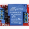5V 30A 1-Channel Relay Module With Optocoupler H/L Level Trigger