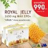 ( 2 กล่อง 60 เม้ด ) Angel's Secret Maxi royal jelly 1,650mg.6% นมผึ้งสกัดเย็น ผสมน้ำมันอิฟนิ่ง พริมโรส นมผึ้งชนิดซอฟเจล สูตรพิเศษ เข้มข้นที่สสุด ดูดซึมดีที่สุด ทานแล้วไม่อ้วน ผิวสวย สุขภาพดี จากออสเตรเลีย
