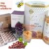 (ขายดี) รกแกะ60,000mg. 30 เม็ด + healthessence greapeseed 55,000 mg. 30 เม็ด +นมผึ้งแองเจิลซีเครท1,650 mg. 30 เม็ด
