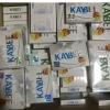 อาหารเสริมลดน้ำหนัก kaybee perfect (มะม่วงแอฟฟริกัน) ทดลอง แบบ 10 เม็ด มีอย.