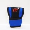 หุ้มหัวเกียร์ออโต้ ผ้าไฮเนต Sport R (น้ำเงิน)