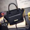 กระเป๋าสะพายข้าง รุ่น LIZA สีดำ