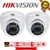 HIKVISION (( Camera Pack 2 )) DS-2CE56C0T-IR x 2 (HD 1080P)
