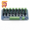 High Quality SainSmart 8 Channel 5V Solid State Relay Board Module OMRON SSR AVR DSP For Arduino