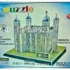 Tower of London Model 3D puzzle ตึกลอนดอน 3มิติ